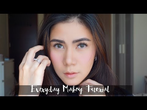 Everyday Makeup Tutorial Cynthia Ramlan