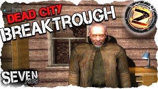 S.T.A.L.K.E.R. Dead City Breakthrough ☢ Встреча с Болотным Доктором и Лаборатория в Тёмной Лощине #2
