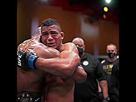 Камару Усман vs Гилберт Бёрнс | UFC 258 | Вспоминаем Бой