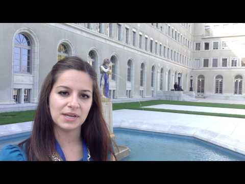 Day 1 Remarks at the 2014 WTO Public Forum with YDC Ambassador Jennifer Gedeon