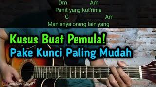 Kunci Gitar SEHARUSNYA AKU - Maulana Wijaya | By @GE mahendra
