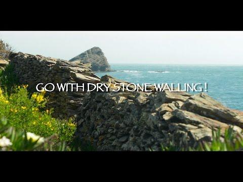 Go with Dry Stone Walling - Bâtir en pierre seche