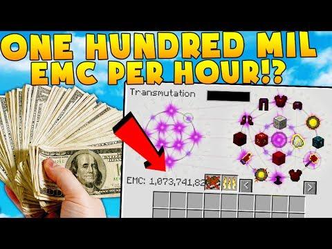 ONE HUNDRED MILLION EMC PER HOUR | $1,000,000,000 BILLION DOLLAR MOD PACK #2