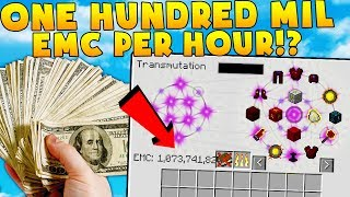 ONE HUNDRED MILLION EMC PER HOUR | $1,000,000,000 BILLION DOLLAR MOD PACK #2
