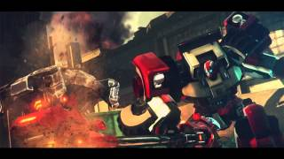 Transformers Universe. Трейлер Test Your Metal