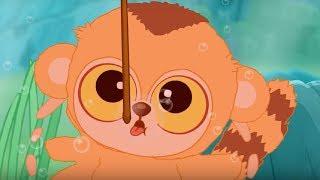 Юху и его друзья –Зеленое семечко в озере - сезон 1 серия 12 – обучающий мультфильм для детей