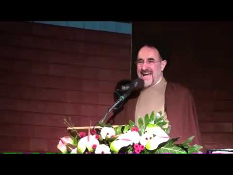 Khatami's Ghadir speech Khaneh Honarmandan