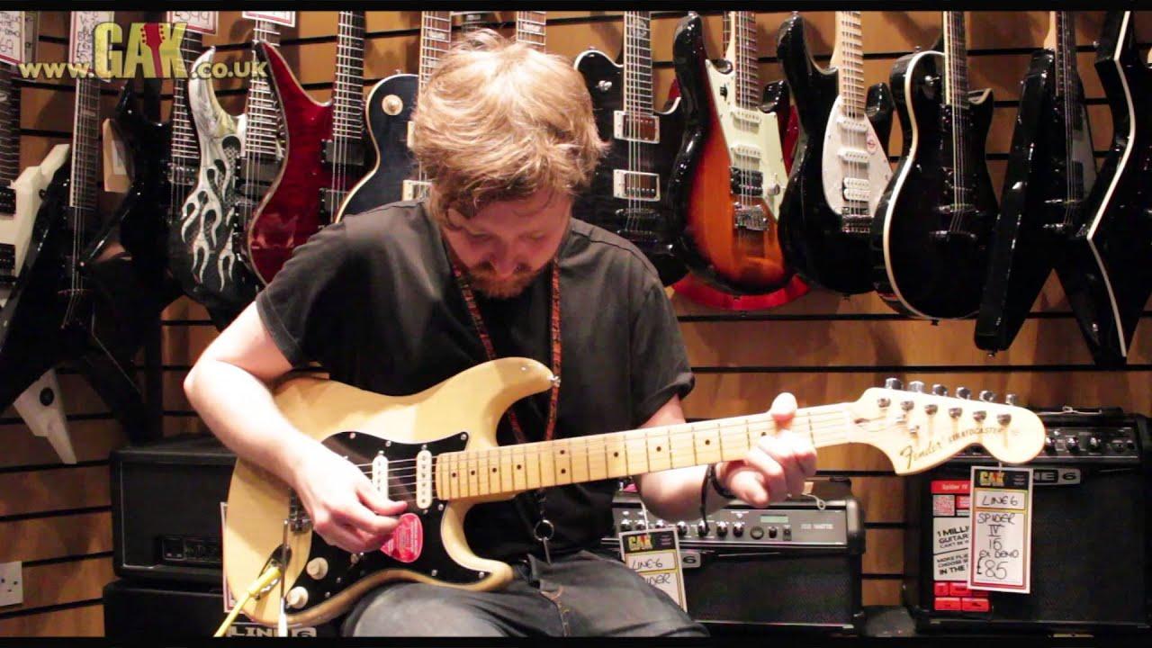Fender American Standard Stratocaster vs Fender American Special Stratocaster on