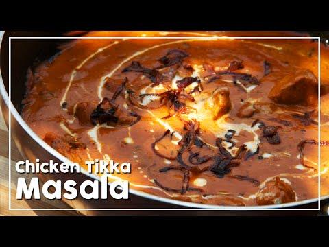 Chicken Tikka Masala | Indian Restaurant Style | Chicken Recipe