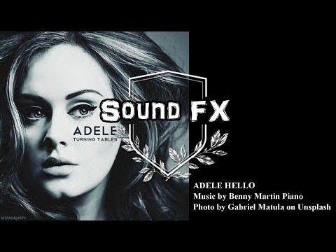 ADELE   HELLO by Benny Martin Piano