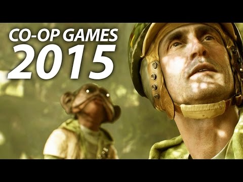Top 10 Co-op Games of 2015