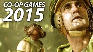 Top 10 Co-op Games of 2015