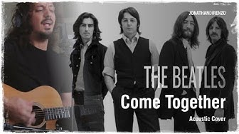 The Beatles - Come Together (Acoustic Cover) *Complete One-Man-Band Abbey Road Album*