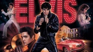 Elvis Presley - Way Down (With Lyrics)(This video is one of Elvis Presley's last hits,