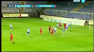 MTK BUDAPEST FK VOJVODINA 2  DEO