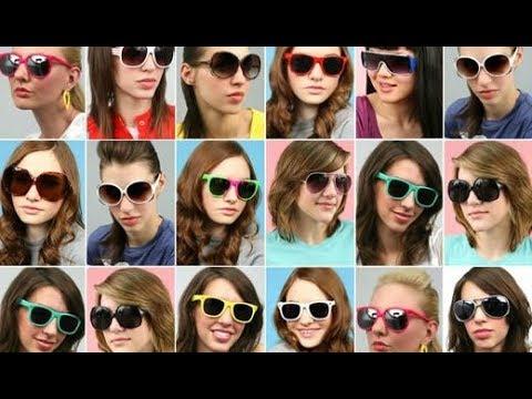 02fe6afaf90 Comment choisir ses lunettes en fonction de la forme de son visage ...
