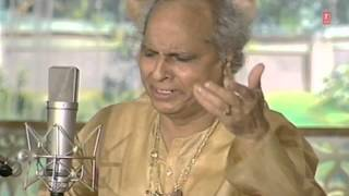 Kaha Karoon Vaikuntha | Saanwra Girdhari (Indian Classical Vocal) By Pandit Jasraj