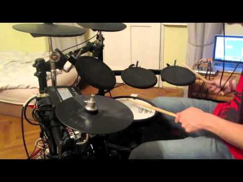 After The Burial - Encased In Ice (DRUM COVER)