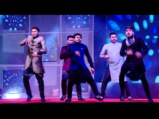 Pravin & Friends Dance Mashup on Sangeet