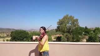 Lean on - Major Lazer & DJ Snake ft MO / Violin cover: Laura Castillo