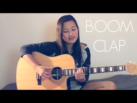 "Charli XCX ""Boom Clap"" Acoustic Cover (The Fault In our Stars)"