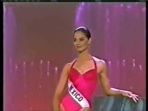 My Favourite Beauty Queens: Lupita Jones, Miss Universe 1991