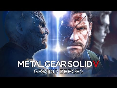 Metal Gear Solid V: Ground Zeroes Movie 60fps 1080p PC Max Settings All Cutscenes