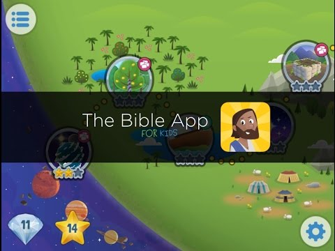 The Bible App for Kids - Best Kids App! Download for free