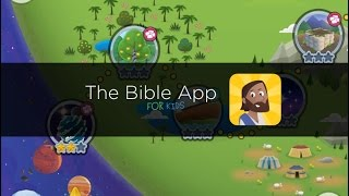 The Bible App for Kids - Promo