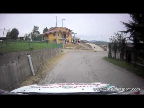 33° Rally Due Valli 2015  /  Salgaro  -  Gherardi
