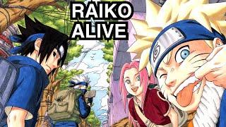 Naruto Raiko: Alive AMV