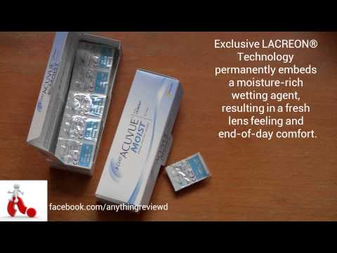 how to use contact lenses video