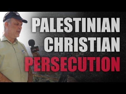 Palestinian Christian persecution in West Bank
