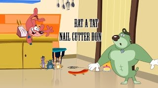 Rat-A-Tat | Chotoonz Kids Cartoon Videos | 'NAIL CUTTER DON'