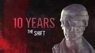 """10 YEARS - """"The Shift"""" (Official Lyric Video)"""
