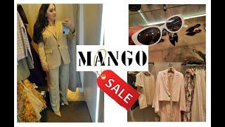 Шоппинг Влог Mango Максимальные СКИДКИ Что Купить на ОСЕНЬ
