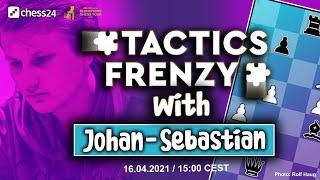 Tactics Frenzy with Johan-Sebastian Christiansen