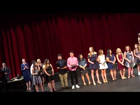 4801  Horace Mann award ceremony 2017
