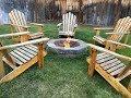 DIY Easy Backyard Fire Pit