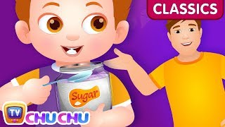 ChuChu TV Classics - Johny Johny Yes Papa - Sugar | Nursery Rhymes and Kids Songs