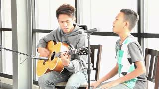 Repeat youtube video Steady My Heart (Kari Jobe) cover by Aldrich and James