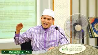 Ustaz Abdullah Khairi ᴴᴰl Indahnya Qiraat Lenggok Bahasa Melayu