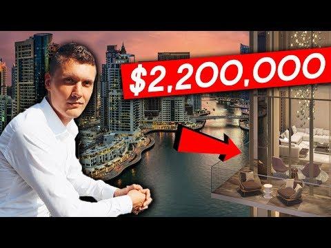 Dubai Penthouse: stunning view of Dubai Marina!