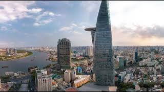 Ho Chi Minh City in 360°: Bitexco Tower