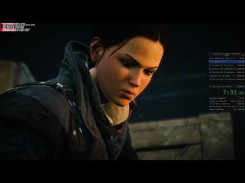 Assassin's Creed Syndicate Any% Speedrun (5:21:52 RTA)