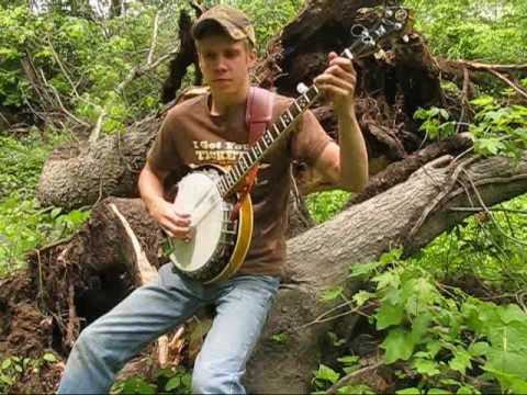 Oh Susanna on the Banjo - YouTube