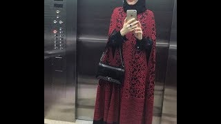 Video Fashion Abayas| Dubai  Fashion|Hijab|Jalbiyas download MP3, 3GP, MP4, WEBM, AVI, FLV Mei 2018