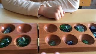 Mangala oyunu Nasıl oynanır? Uzm. Antropolog Hasan Topdemir