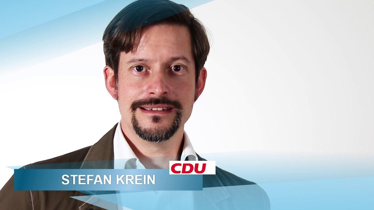 Stefan Krein: Ich unterstütze Michael Ludwig