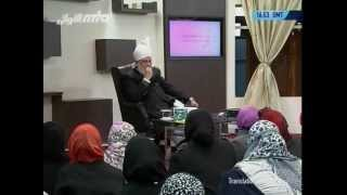 Gulshan-e-Waqfe Nau Nasirat 27th January 2013 Class with Hazrat Mirza Masroor Ahmad